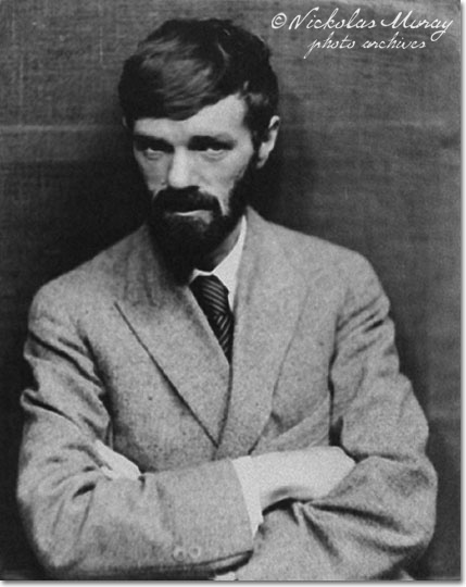 D H Lawrence, 1920