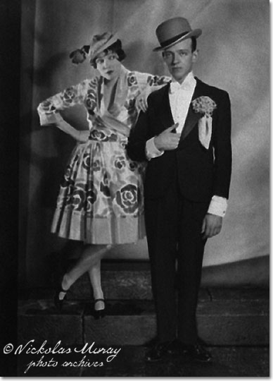 Fred and Adele Astaire, 1926