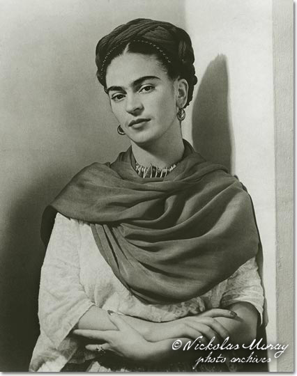 The Clasic Frida - Platinum Print