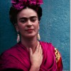 Frida with Picasso earrings thumbnail